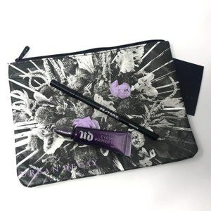 Urban Decay Cosmetic Pouch Primer Eyeliner Minis